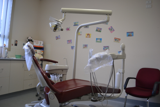 Smile Care Chair