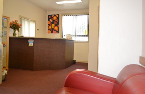 Smile Care Reception