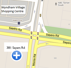 Wyndham Smile Care Map